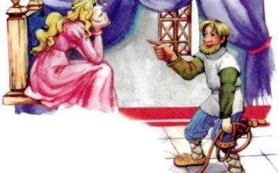 Сказка Как пастух перехитрил царевну