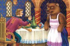 Сказка Заколдованная королевна