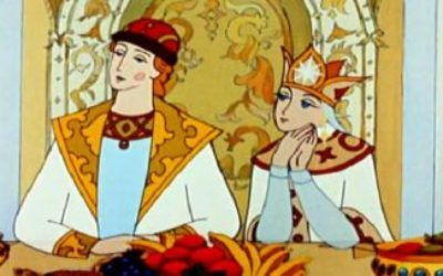 Сказка О царе Салтане часть 6
