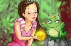 Сказка Король-лягушонок, или Железный Генрих