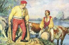Сказка Маленький Клаус и Большой Клаус