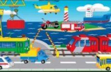 Загадки про транспорт и машины с ответами