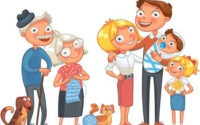 Загадки про семью с ответами