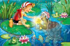 Сказка Золотой ключик, или Приключения Буратино