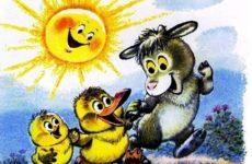 Сказка Как утенок Крячик свою тень потерял