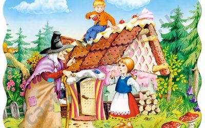 Сказка Пряничный домик