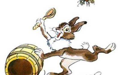 Сказка Жадный заяц
