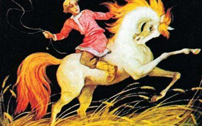 Сказка Сивка-Бурка