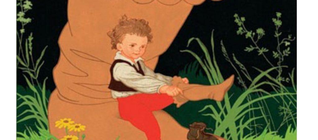Сказка Мальчик-с-пальчик