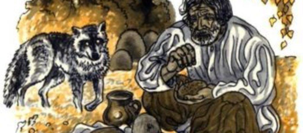 Сказка Легкий хлеб